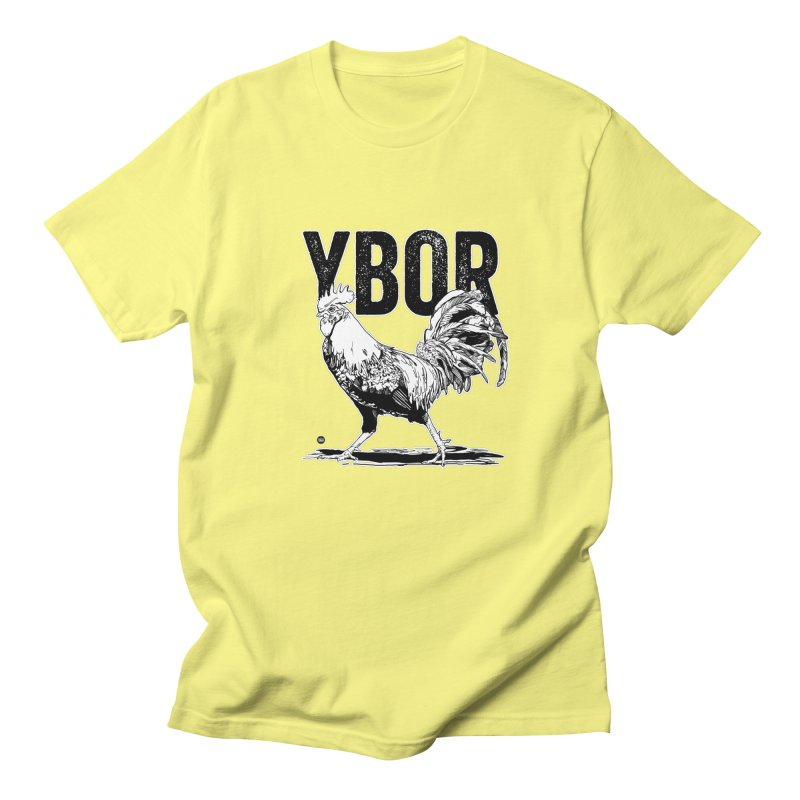 YBOR Women's Regular Unisex T-Shirt by thatssotampa's Artist Shop