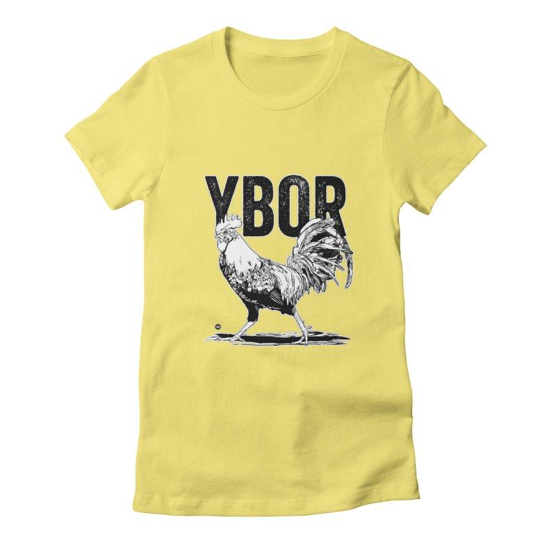 YBOR Women's T-Shirt by thatssotampa's Artist Shop
