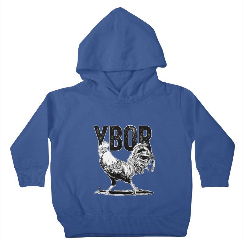 YBOR Kids Toddler Pullover Hoody by thatssotampa's Artist Shop