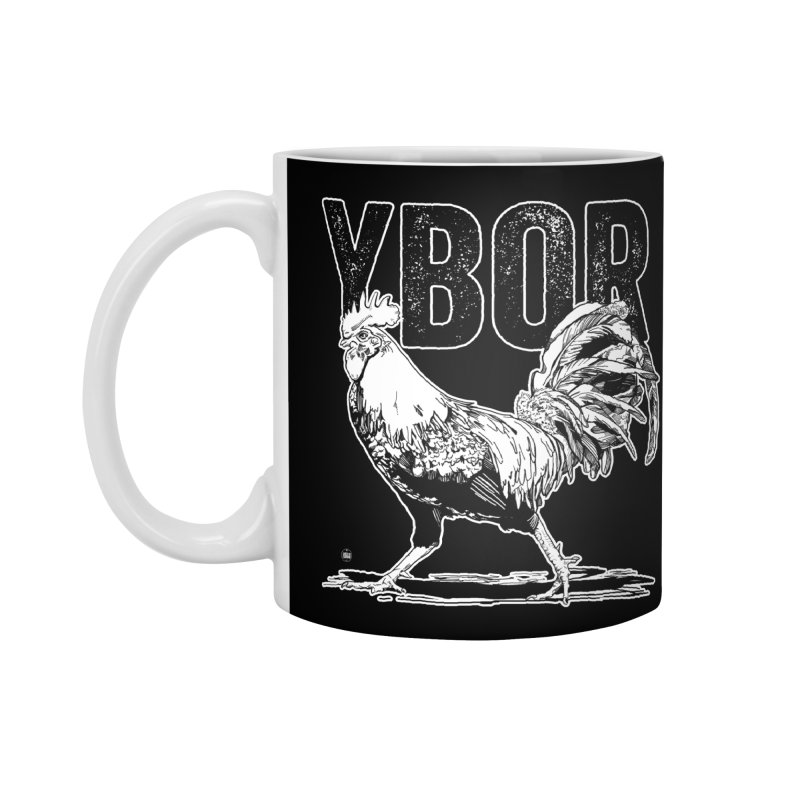 YBOR Accessories Mug by thatssotampa's Artist Shop