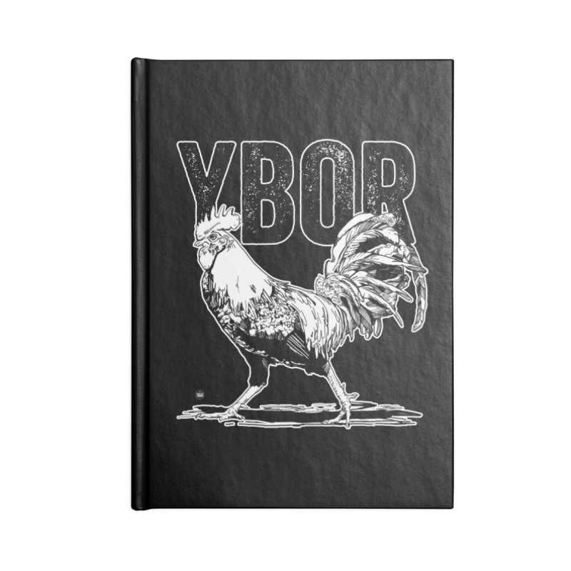 YBOR Accessories Blank Journal Notebook by thatssotampa's Artist Shop