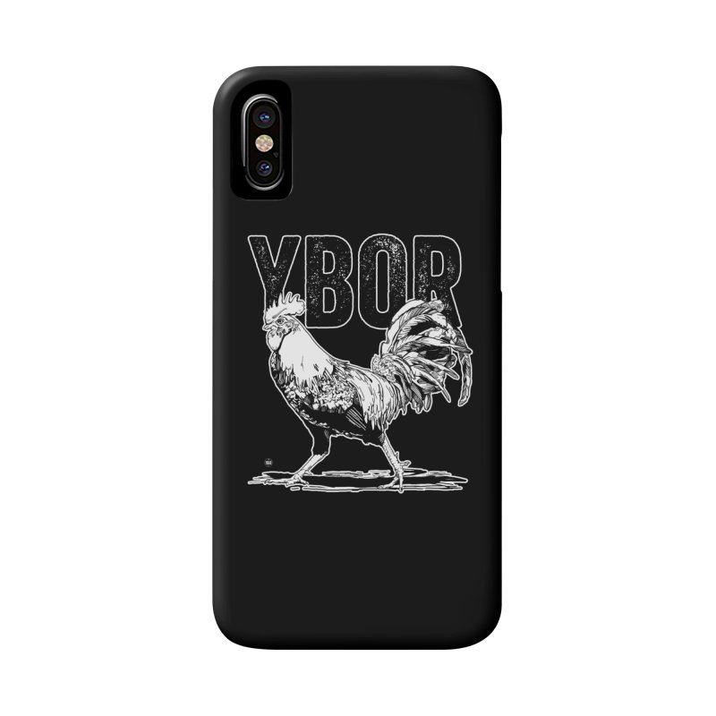 YBOR Accessories Phone Case by thatssotampa's Artist Shop
