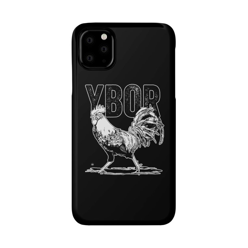 YBOR Accessories Phone Case by thatssotampa's Artist Shop