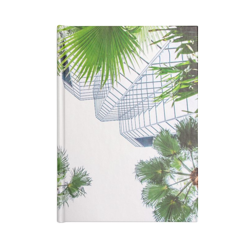 TAMPA | LOOK UP Accessories Blank Journal Notebook by thatssotampa's Artist Shop