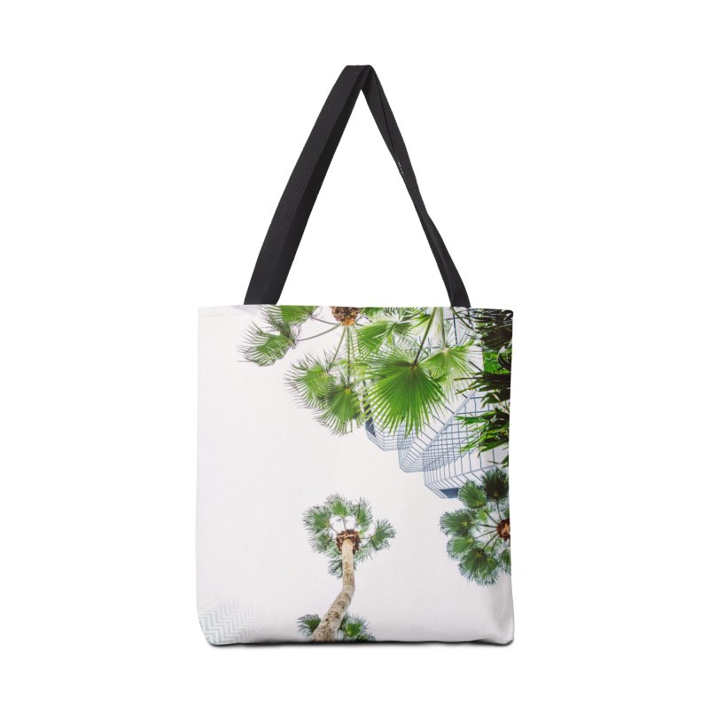 TAMPA | LOOK UP Accessories Tote Bag Bag by thatssotampa's Artist Shop