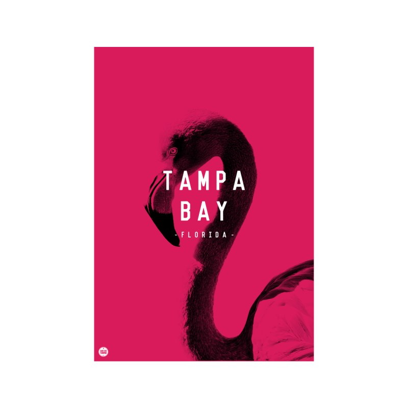 TAMPA BAY | FLamingo Men's T-Shirt by thatssotampa's Artist Shop