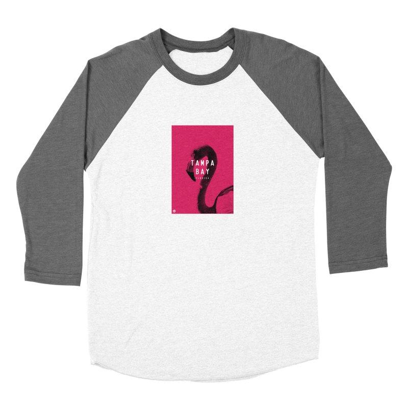 TAMPA BAY | FLamingo Women's Longsleeve T-Shirt by thatssotampa's Artist Shop