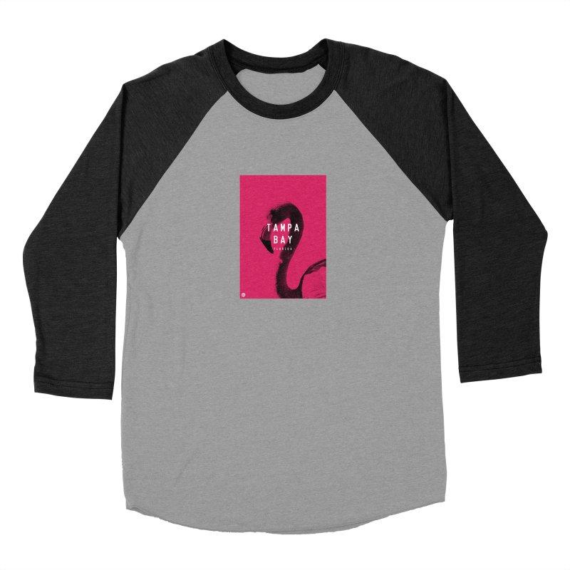 TAMPA BAY | FLamingo Men's Longsleeve T-Shirt by thatssotampa's Artist Shop