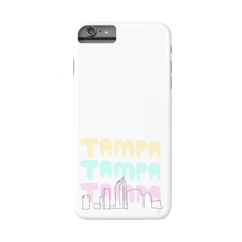 A TAMPA SKYLINE Accessories Water Bottle by thatssotampa's Artist Shop