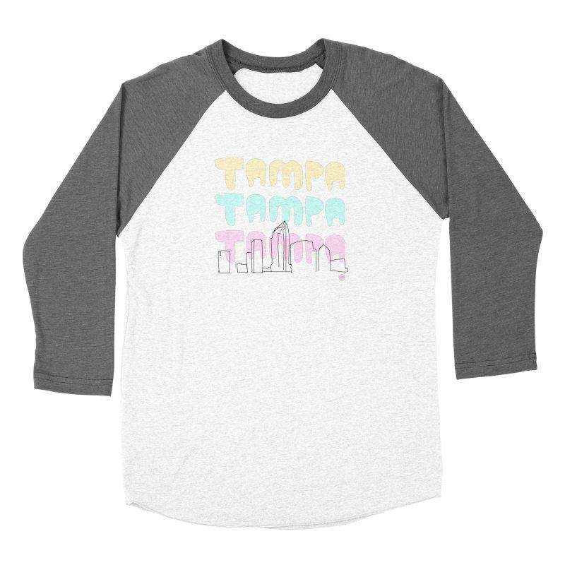 A TAMPA SKYLINE Women's Longsleeve T-Shirt by thatssotampa's Artist Shop