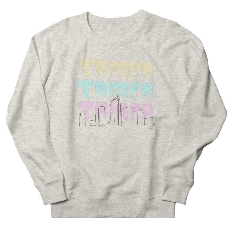 A TAMPA SKYLINE Women's Sweatshirt by thatssotampa's Artist Shop