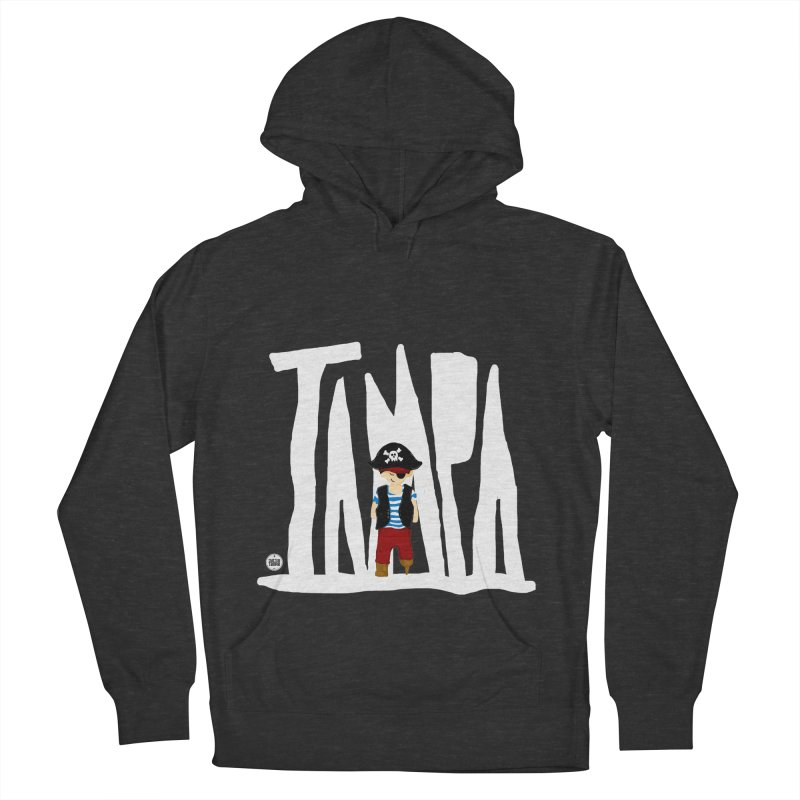 The Tampa Pirate Women's Pullover Hoody by thatssotampa's Artist Shop