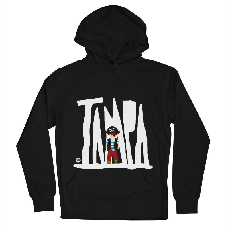 The Tampa Pirate Men's Pullover Hoody by thatssotampa's Artist Shop