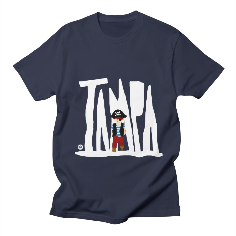 The Tampa Pirate Women's Unisex T-Shirt by thatssotampa's Artist Shop