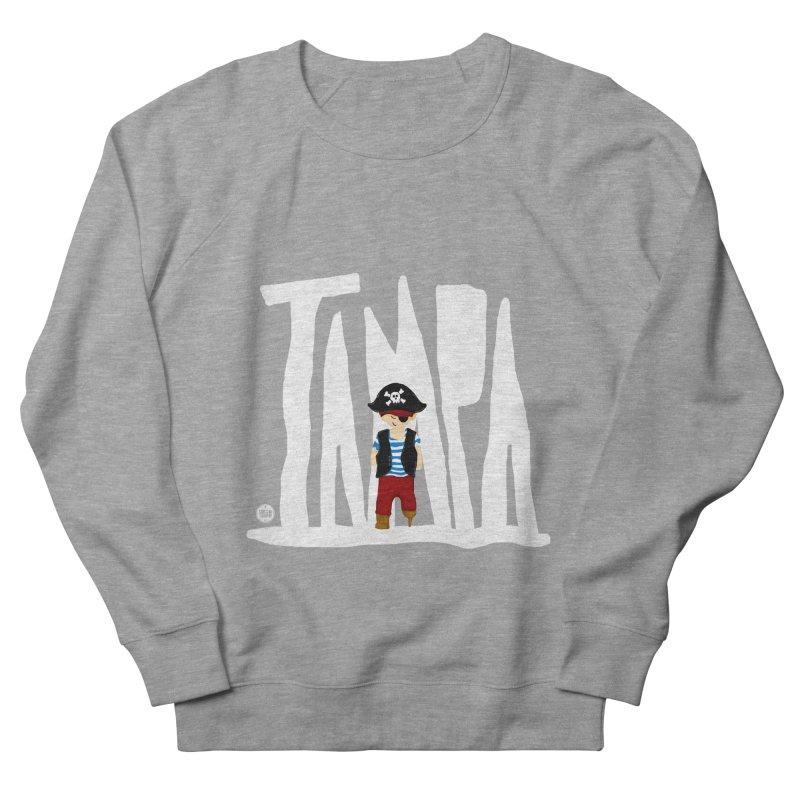 The Tampa Pirate Women's Sweatshirt by thatssotampa's Artist Shop