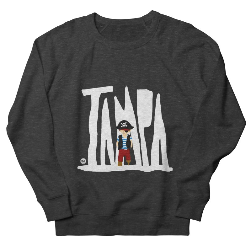The Tampa Pirate Men's French Terry Sweatshirt by thatssotampa's Artist Shop