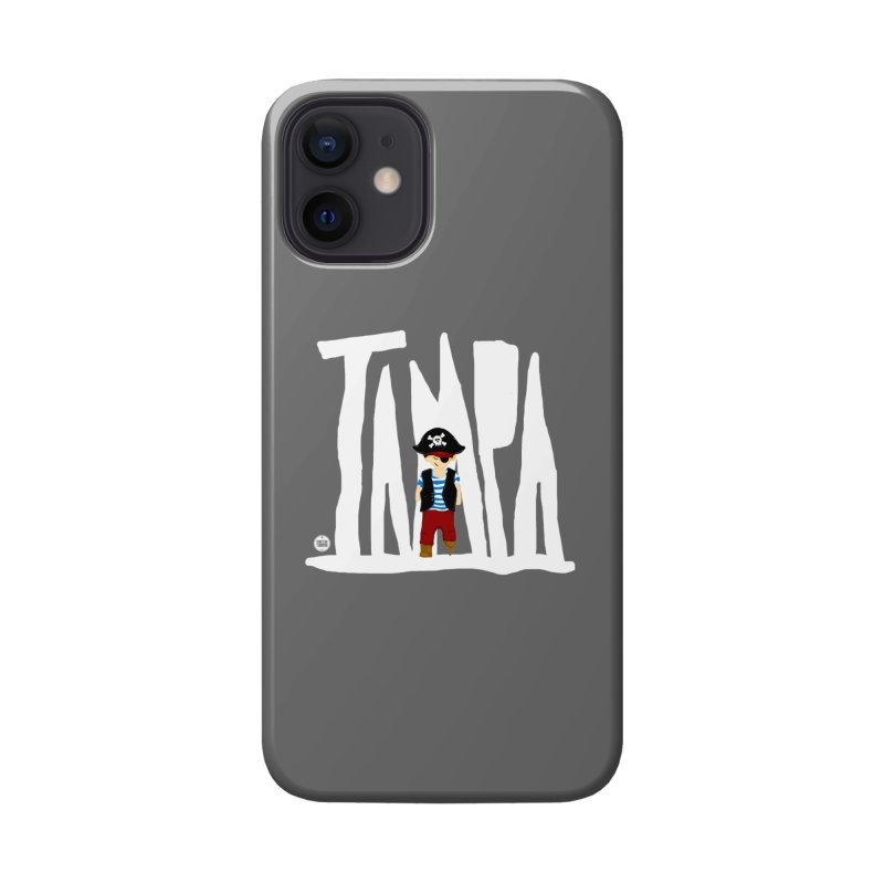 The Tampa Pirate Accessories Phone Case by thatssotampa's Artist Shop