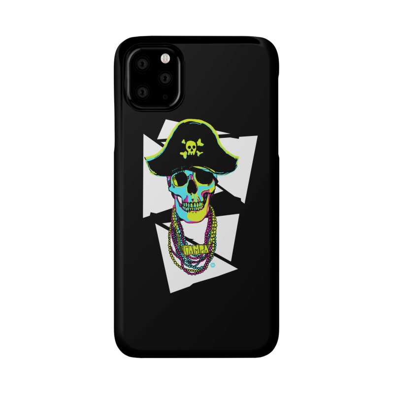 PARTY PIRATE! Accessories Phone Case by thatssotampa's Artist Shop