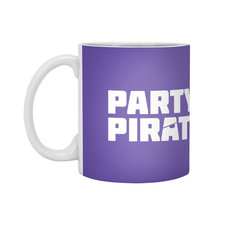 THE Party Pirate Accessories Mug by thatssotampa's Artist Shop