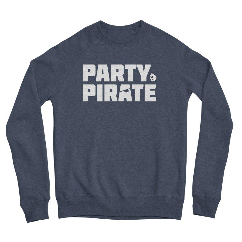 THE Party Pirate Women's Sponge Fleece Sweatshirt by thatssotampa's Artist Shop