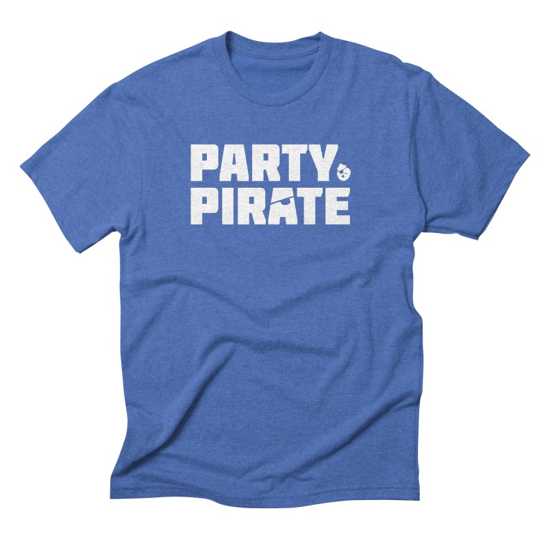 THE Party Pirate Men's T-Shirt by thatssotampa's Artist Shop
