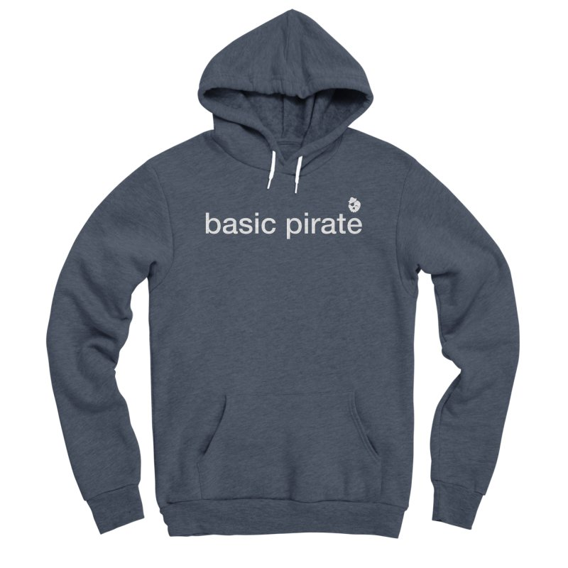 The Basic Pirate Women's Sponge Fleece Pullover Hoody by thatssotampa's Artist Shop