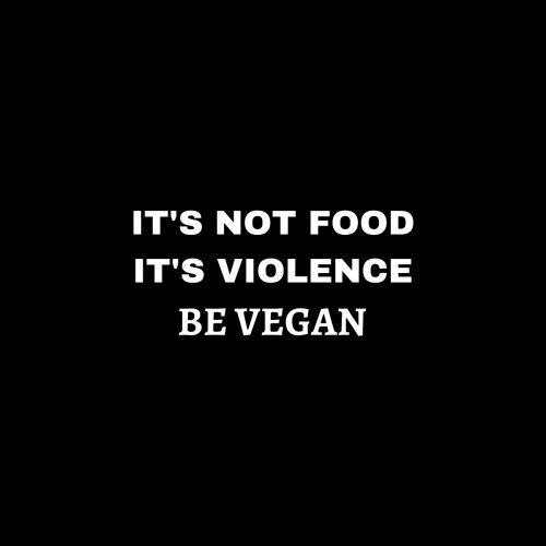 Its-Not-Food-Its-Violence-Be-Vegan