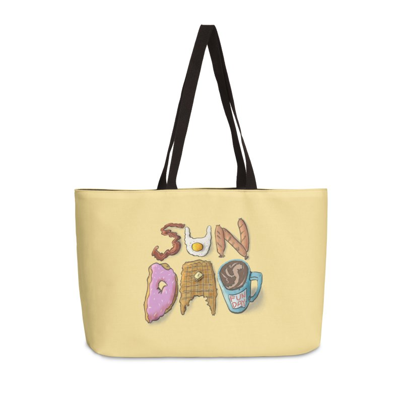 Sunday Funday Accessories Weekender Bag Bag by the DRiP
