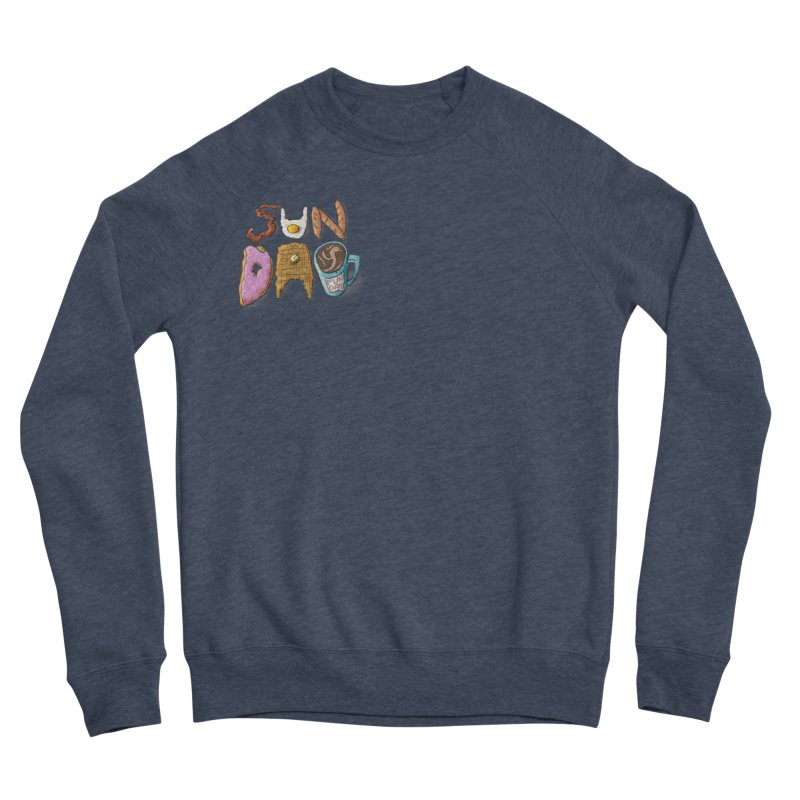 Sunday Funday Men's Sponge Fleece Sweatshirt by the DRiP