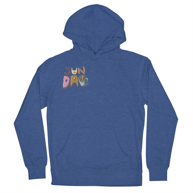 Sunday Funday Women's French Terry Pullover Hoody by the DRiP