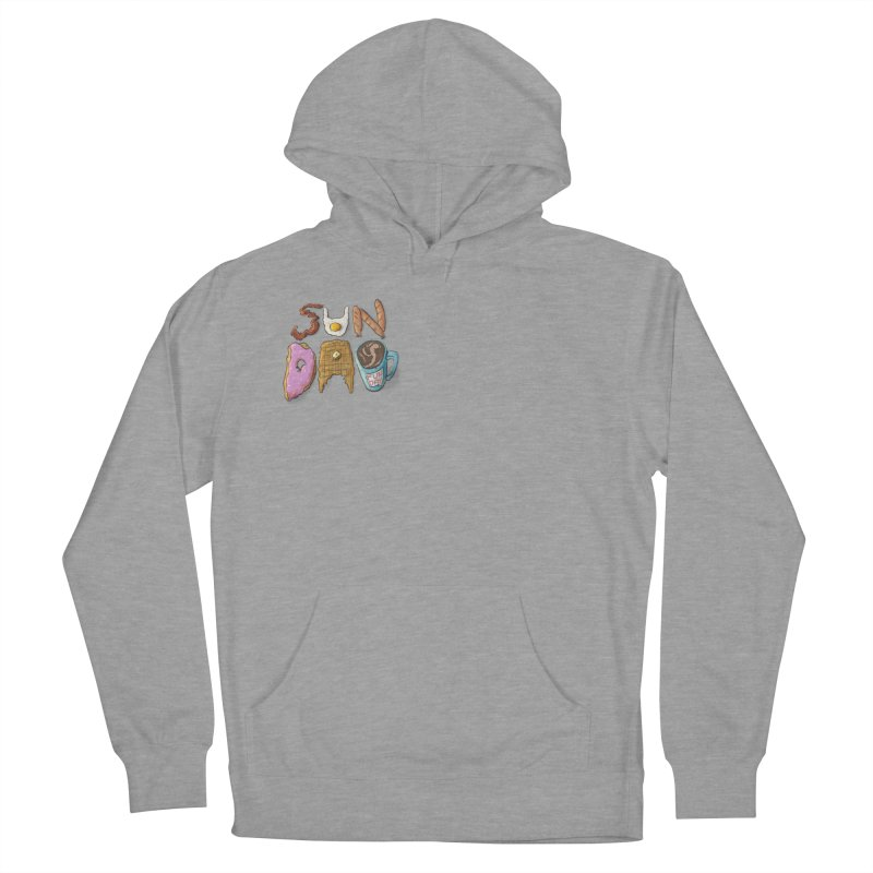 Sunday Funday Men's French Terry Pullover Hoody by the DRiP
