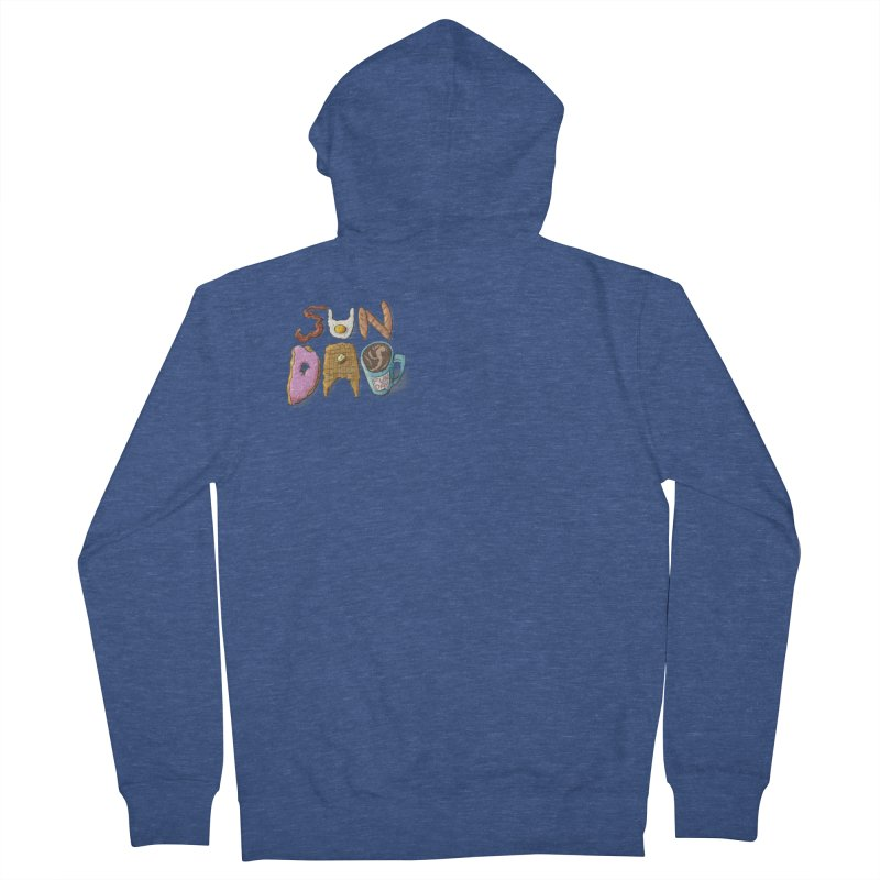 Sunday Funday Men's French Terry Zip-Up Hoody by the DRiP