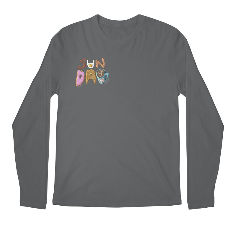 Sunday Funday Men's Regular Longsleeve T-Shirt by the DRiP