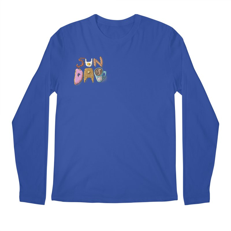 Sunday Funday Men's Regular Longsleeve T-Shirt by the DRiP