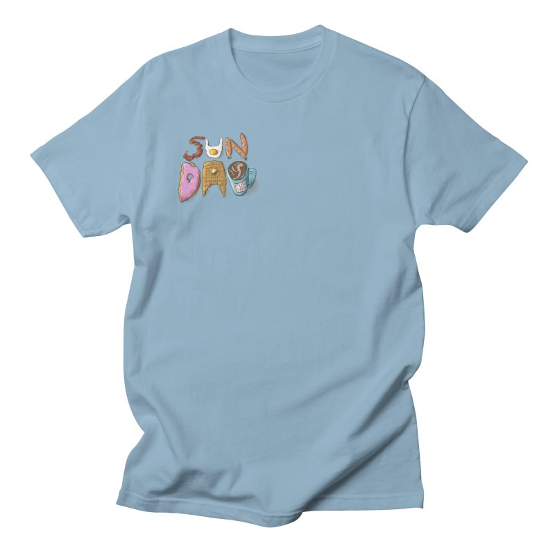 Sunday Funday Men's Regular T-Shirt by the DRiP