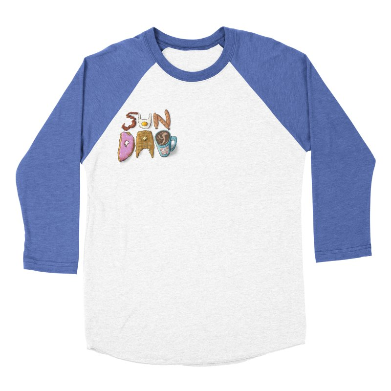 Sunday Funday Men's Longsleeve T-Shirt by the DRiP