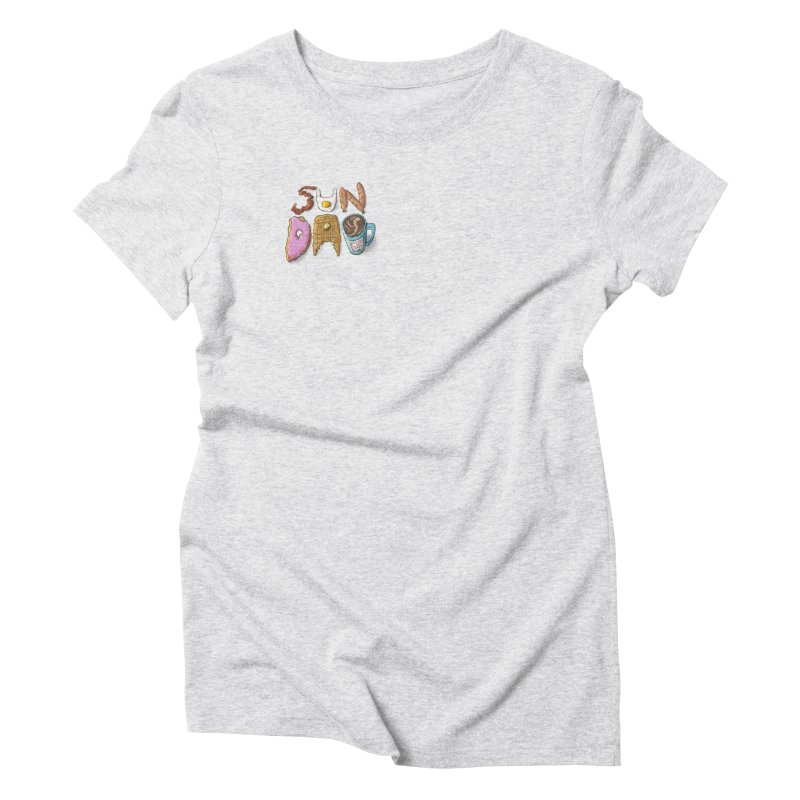 Sunday Funday Women's Triblend T-Shirt by the DRiP