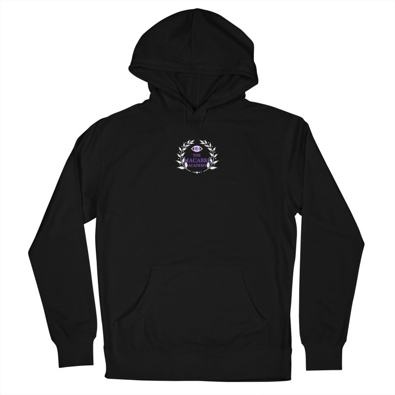 The Macabre Academy Logo Men's Pullover Hoody by theMacabreAcademy's Artist Shop