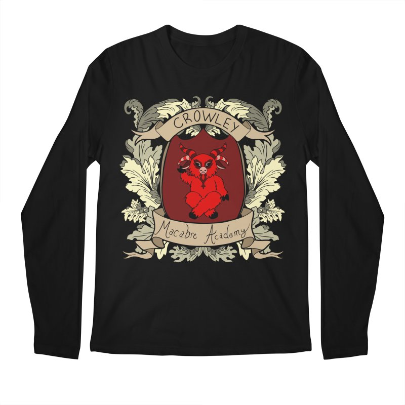 House Crowley Men's Longsleeve T-Shirt by theMacabreAcademy's Artist Shop