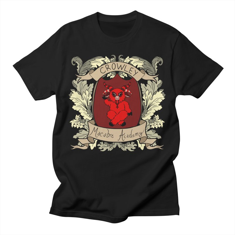 House Crowley Men's T-Shirt by theMacabreAcademy's Artist Shop