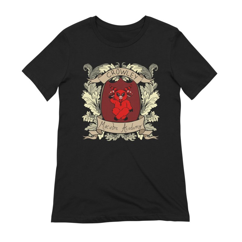 House Crowley Women's T-Shirt by theMacabreAcademy's Artist Shop