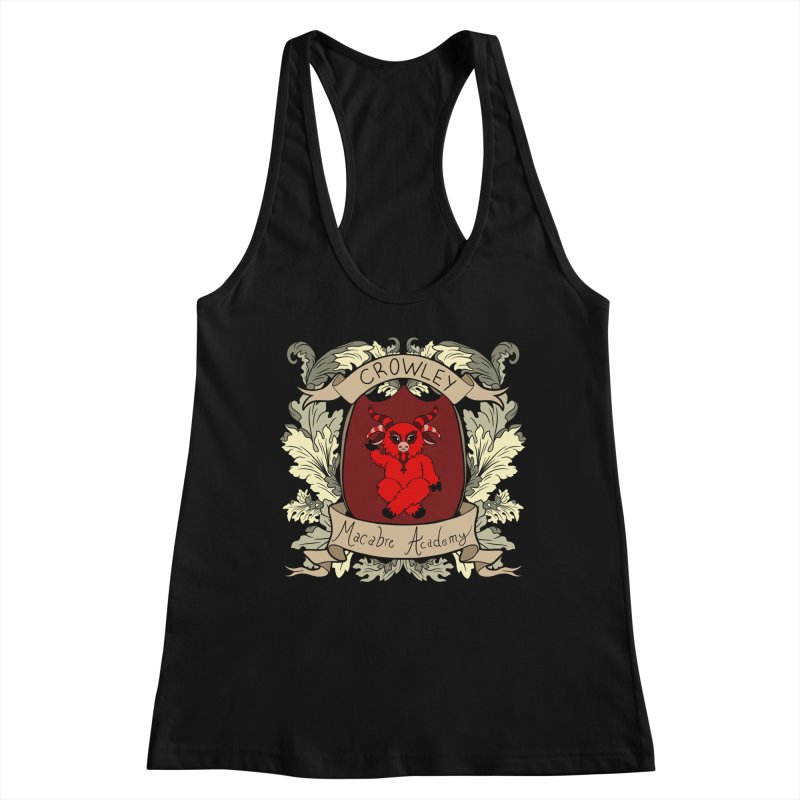 House Crowley Women's Tank by theMacabreAcademy's Artist Shop