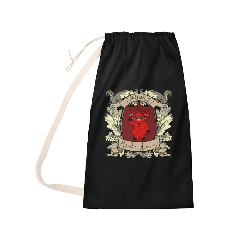 House Crowley Accessories Bag by theMacabreAcademy's Artist Shop