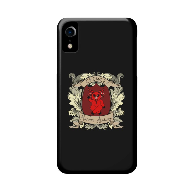 House Crowley Accessories Phone Case by theMacabreAcademy's Artist Shop