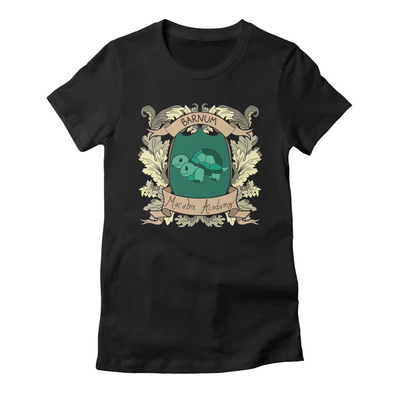 House Barnum Women's T-Shirt by theMacabreAcademy's Artist Shop