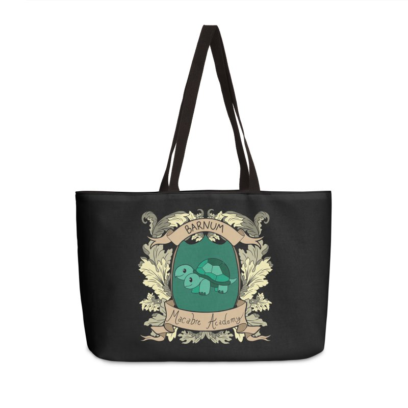 House Barnum Accessories Bag by theMacabreAcademy's Artist Shop