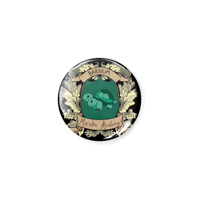 House Barnum Accessories Button by theMacabreAcademy's Artist Shop