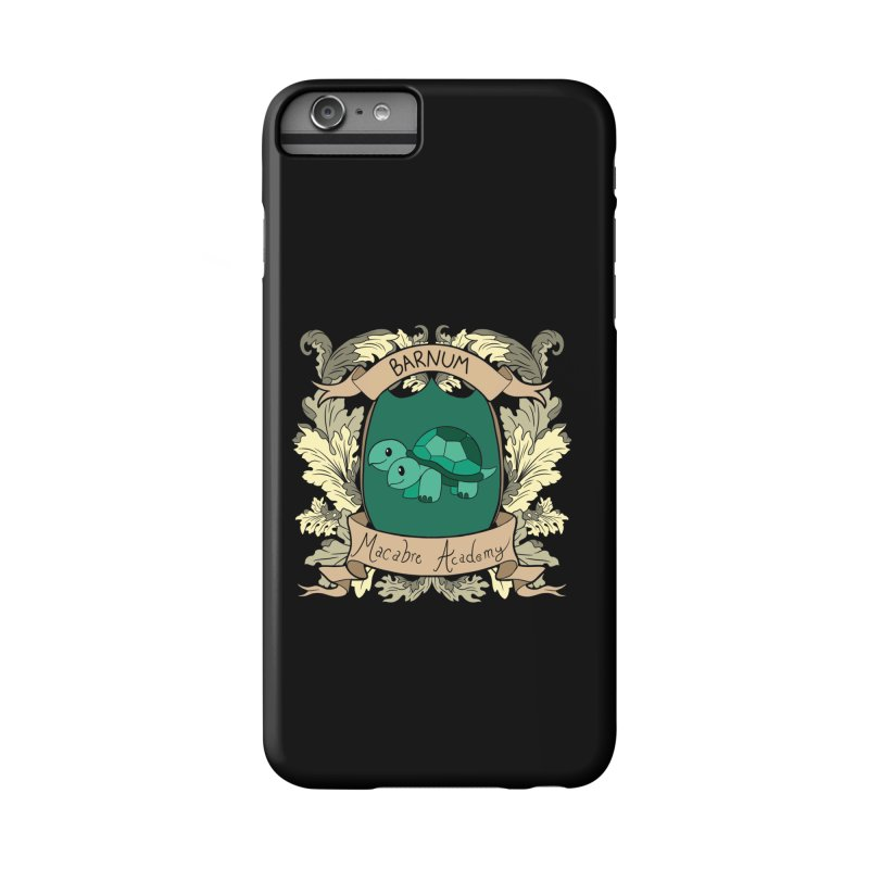 House Barnum Accessories Phone Case by theMacabreAcademy's Artist Shop