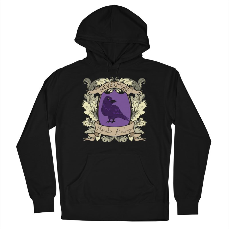 House Nevermore Men's Pullover Hoody by theMacabreAcademy's Artist Shop