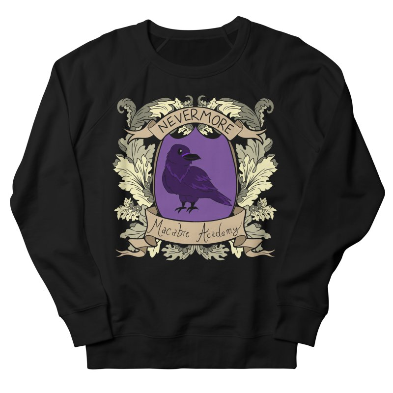 House Nevermore Men's Sweatshirt by theMacabreAcademy's Artist Shop